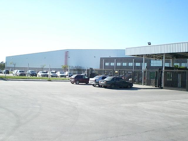 Foto Condominio Industrial en Area de Promoción El Triángulo Otto Krause y Eiffel número 3
