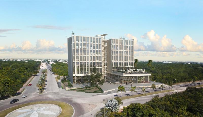 Foto  en Solidaridad Humana Workcenter se encuentra dentro de la cruz de servicios,nuevo centro urbano designado por Playa del Carmen.