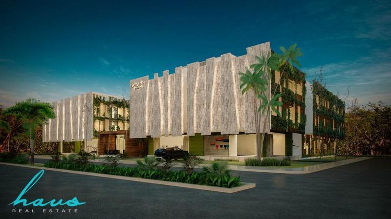 Foto Edificio en Villas Tulum  número 7
