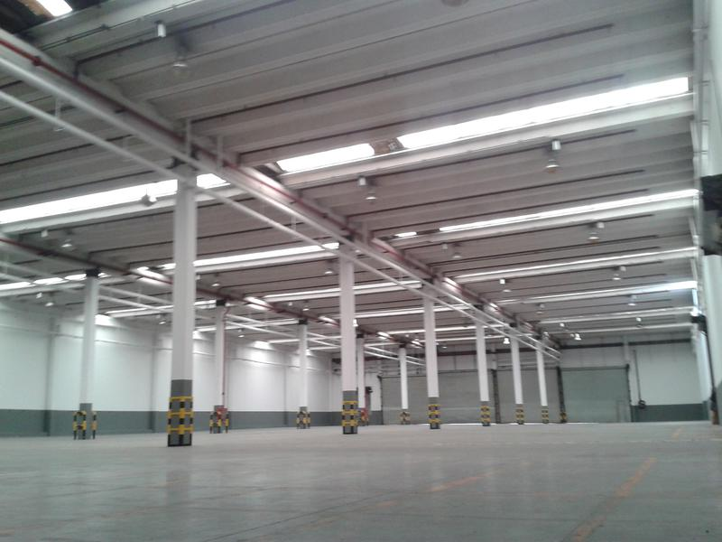 Foto Condominio Industrial en Pablo Podesta Av. Marquez 2000 número 6