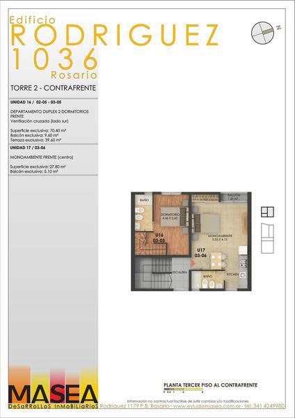 Foto Edificio en Lourdes Rodriguez 1036 número 7