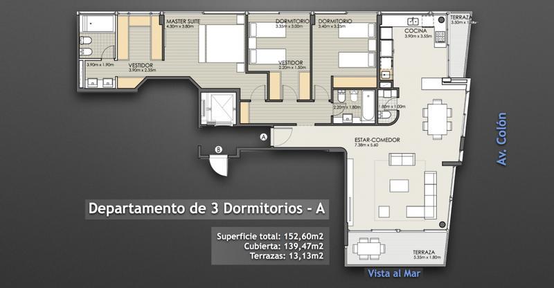 Foto Edificio en Varese Boulevard Maritimo 3500 número 10