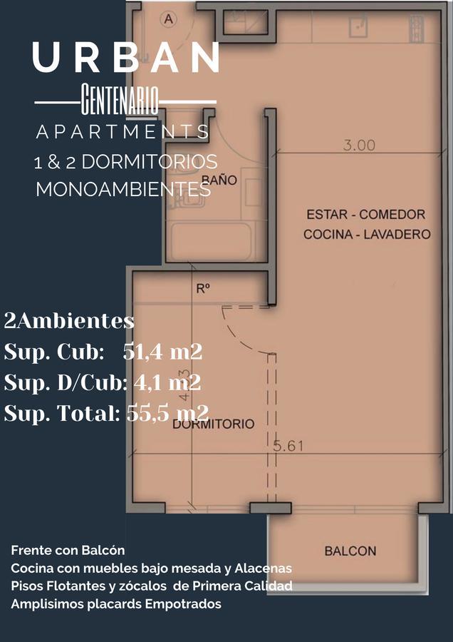 Foto Edificio en P.Centenario FRANKLIN y RIO DE JANEIRO número 6