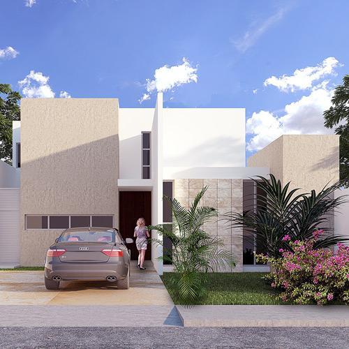 Foto Condominio en Pueblo Cholul Casas en Magnolia Residencial desde 2 MDP número 9