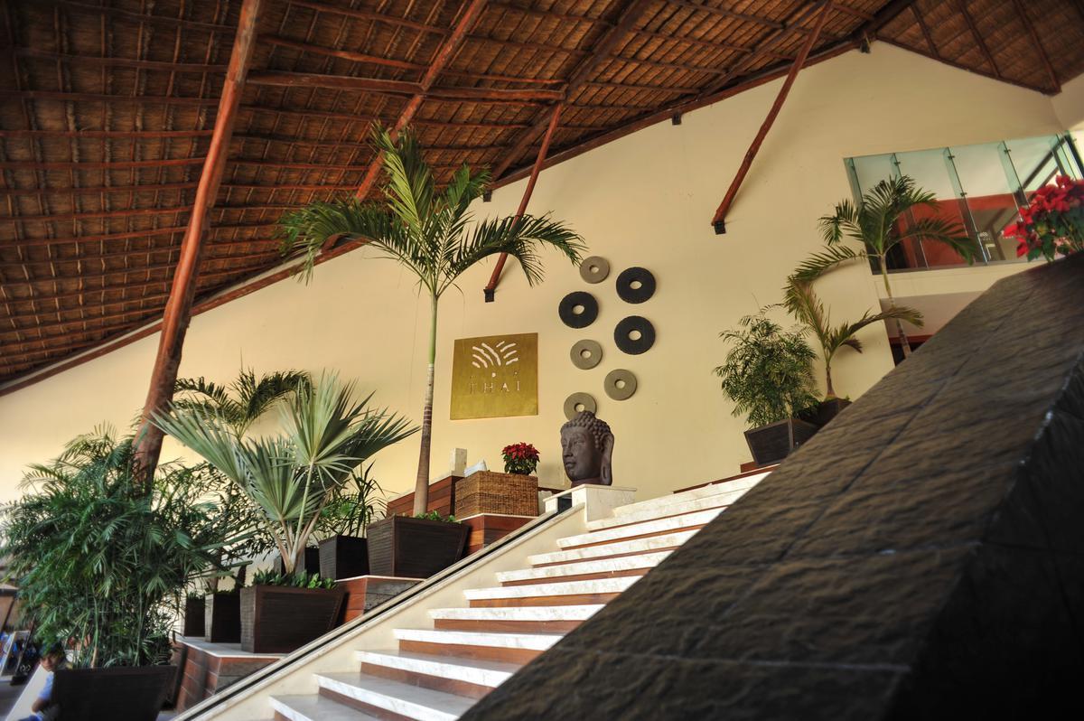 Foto Departamento en Venta en  Playa del Carmen Centro,  Solidaridad  UNICA OPORTUNIDAD POR COVID 19 ALDEA THAI CON ALBERCA PRIVADA PRECIO REDUCIDO DE USD 418.000 A USD 338.000
