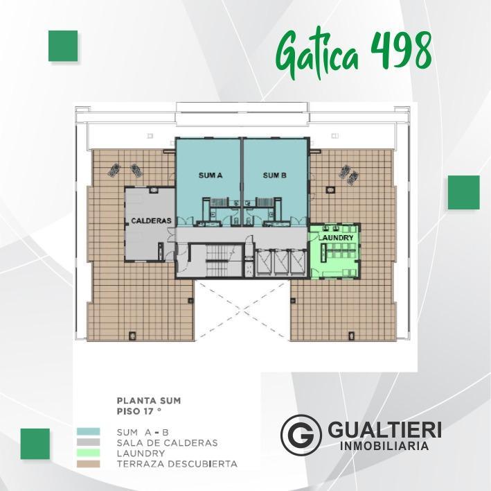 Foto Edificio en Cumelén                          Gatica 498          - CONDICIONES UNICAS número 8