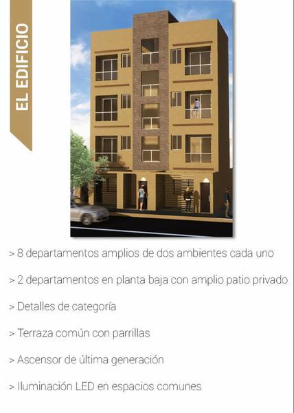 Foto Edificio en Lomas Del Mirador Pedro Goyena 66 número 4
