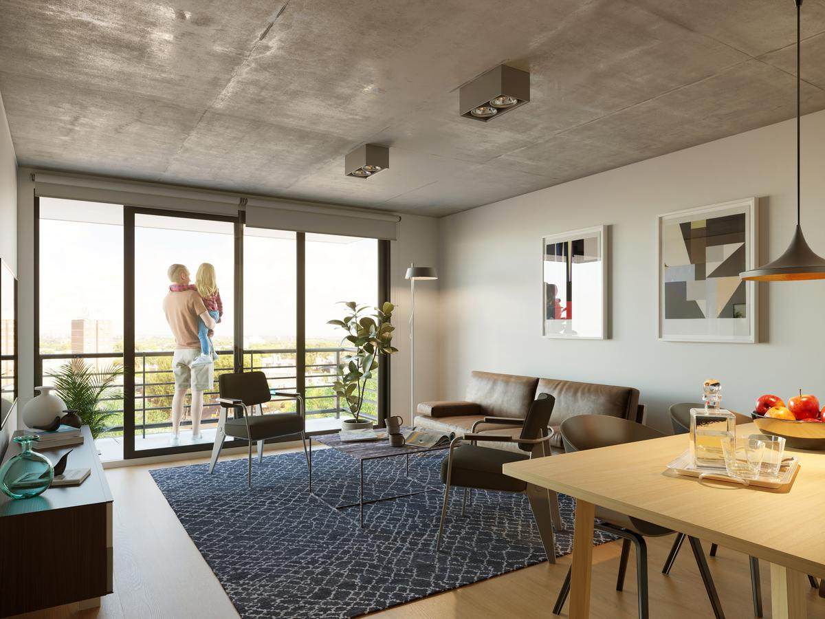 Foto Edificio en La Blanqueada Av. Garibaldi 2471 número 3