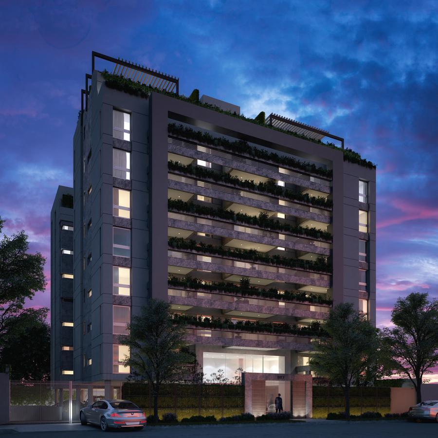 Foto Edificio en Moron Sur Carlos Pellegrini 961 número 1