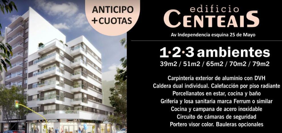 Foto Edificio en La Perla Sur 25 de mayo 3100 número 2
