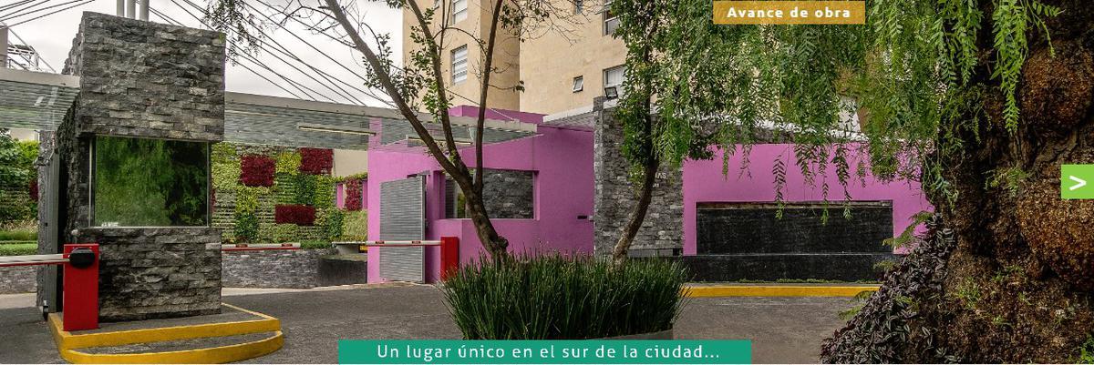 Foto Edificio en Ex-Hacienda Coapa Av. El Bordo 85 número 3