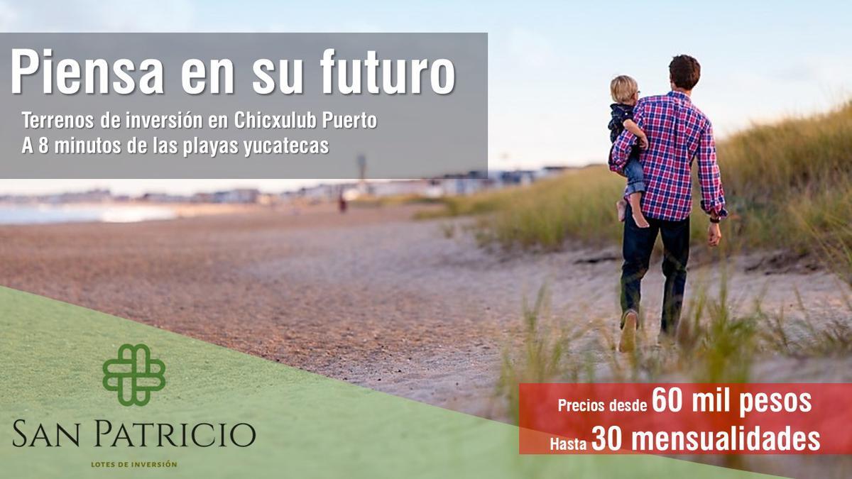 Foto Barrio Privado en Pueblo Chicxulub San Patricio número 2