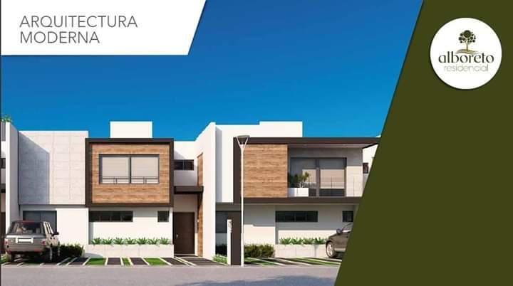 Foto  en San Lorenzo Coacalco Descripción PRE-VENTA Residencial ALBORETO pone a su disposición este nuevo concepto desde $3,966,000 con 200m2 de terreno y 223 m2 de construcción, cuenta con jardín , 3 recamaras cuarto de servicio