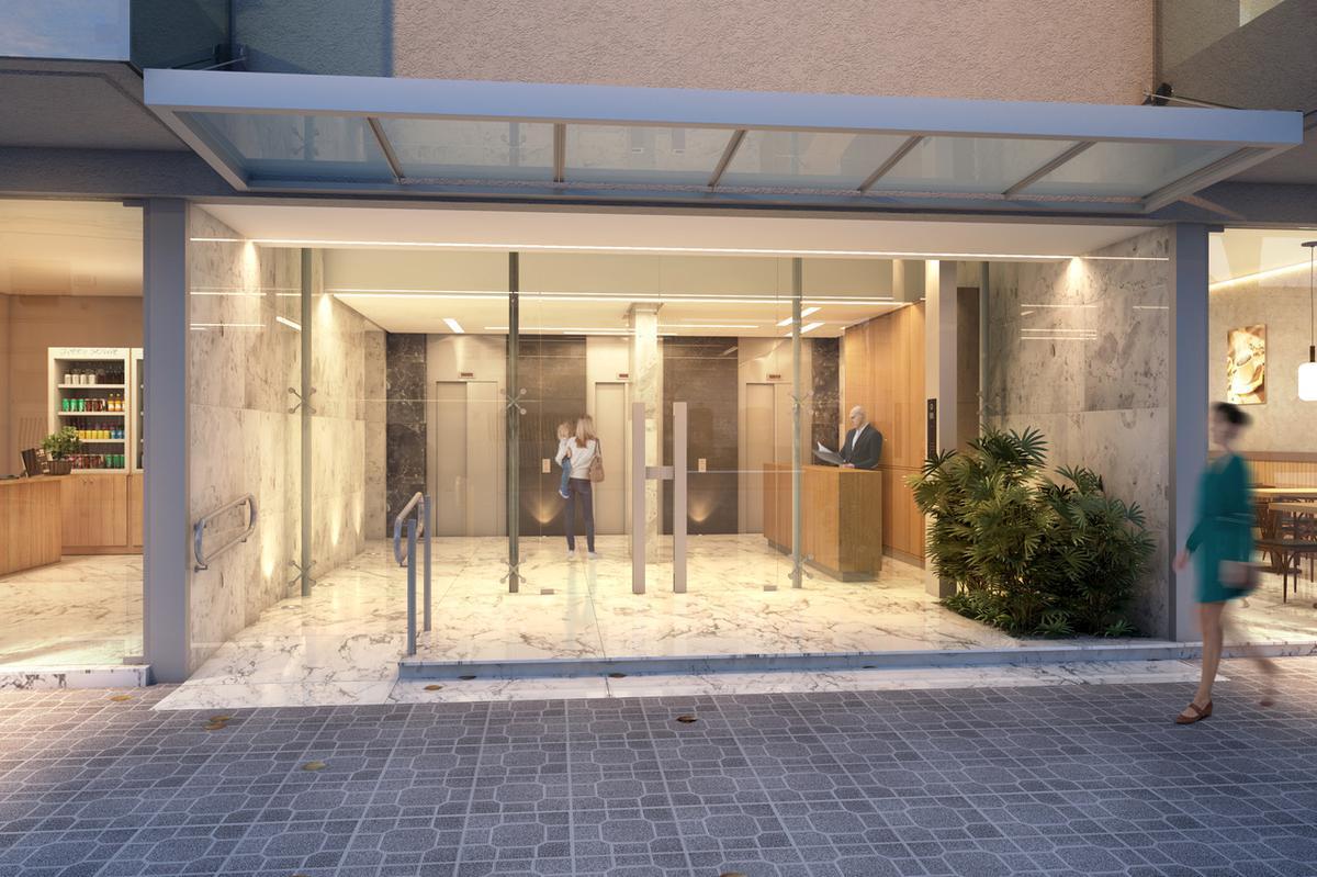 Emprendimiento Rawson Park en Almagro