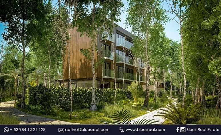 Unit picture House in Sale in  Tulum ,  Quintana Roo  Residences in Kataleya in Tulum,  Quintana Roo