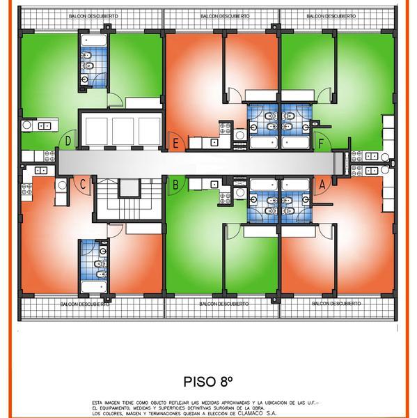 Foto Edificio en Moron Sur Mariano Moreno 700 número 8
