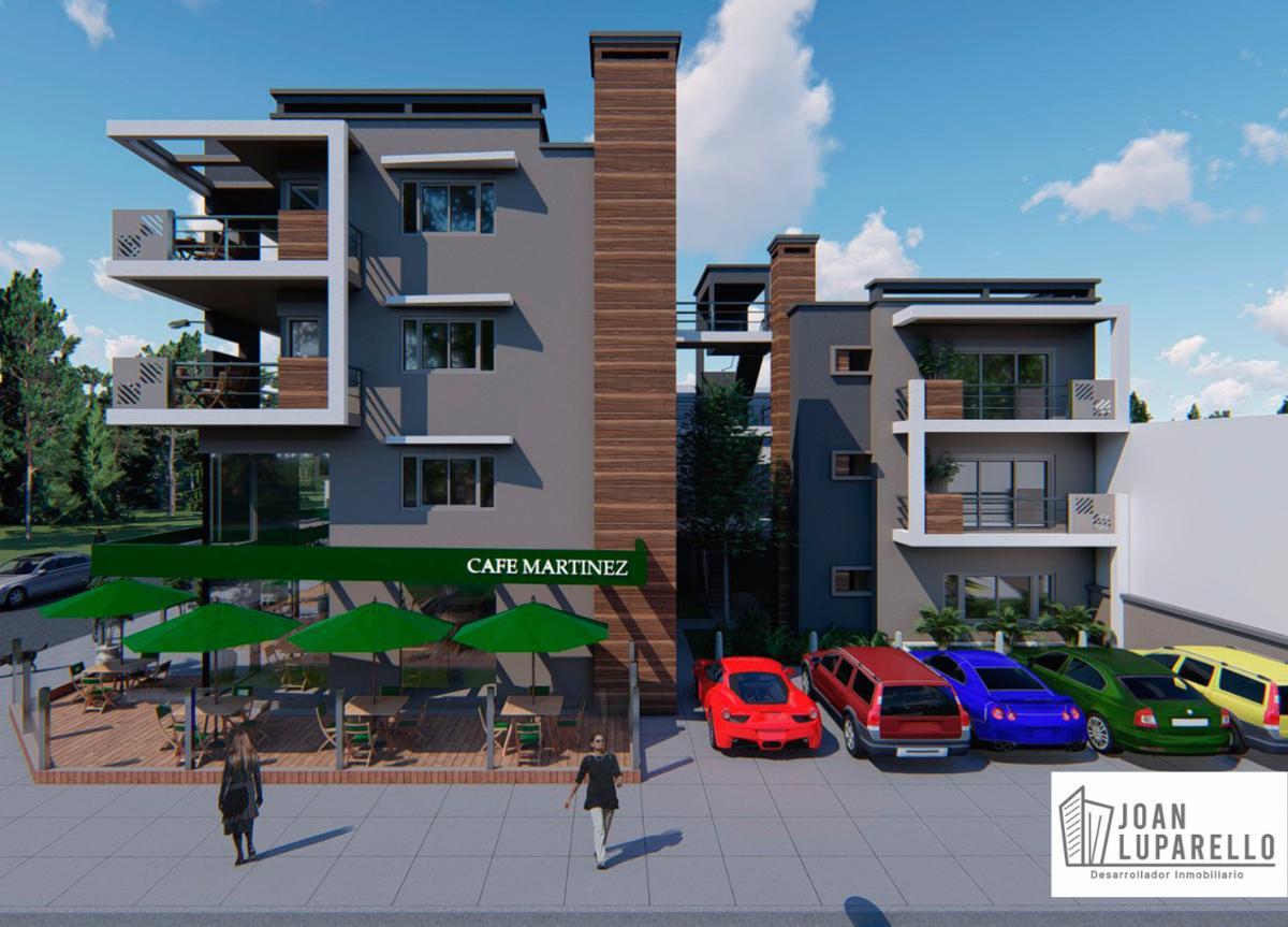 Foto Edificio en La Lucila Del Mar Mendoza y Neuquen número 8