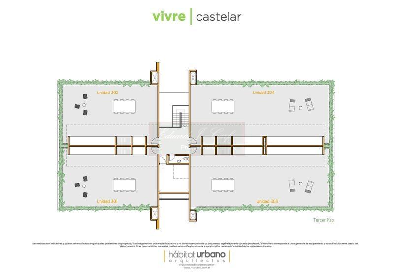 Foto Edificio en Castelar Sur Victorino de la Plaza 291 número 14