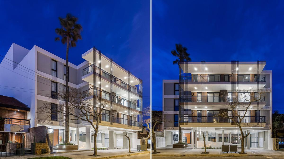 Foto Edificio en La Perla Norte FRENCH 3800 número 14