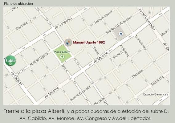 Foto Edificio en Belgrano C Ugarte y O´Higgins número 14
