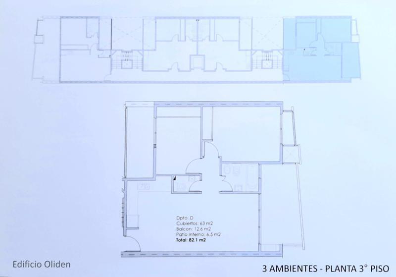 Foto Edificio en Villa Lugano Oliden 4332 número 22