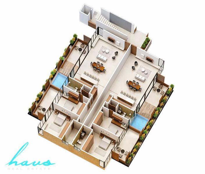 Foto Edificio en Tulum  número 3