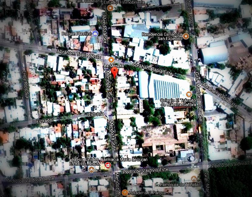 Foto Edificio en Trinidad Mendoza Sur 1334 Capital número 11