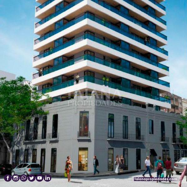Foto Edificio en Nueva Cordoba Barcelona Yrigoyen| Yrigoyen esq Montevideo número 5