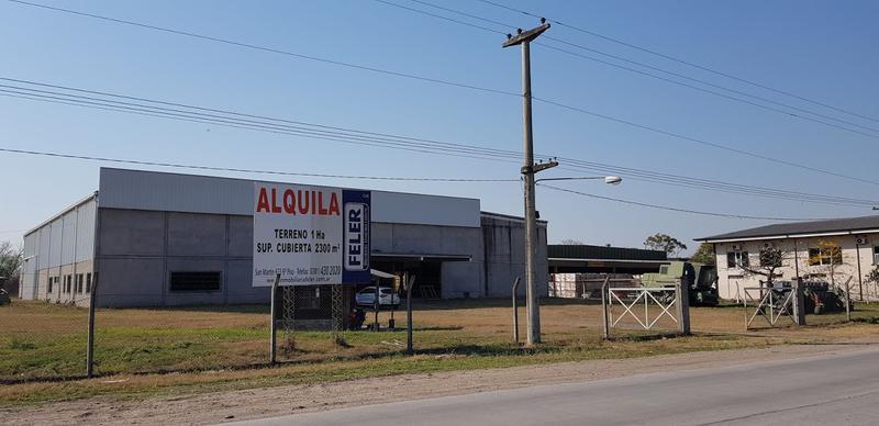Foto Centro Logístico en San Miguel De Tucumán Av. Circunvalación km. 1294,5 número 15