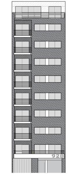 Foto Edificio en Villa Crespo Camargo 928 número 5