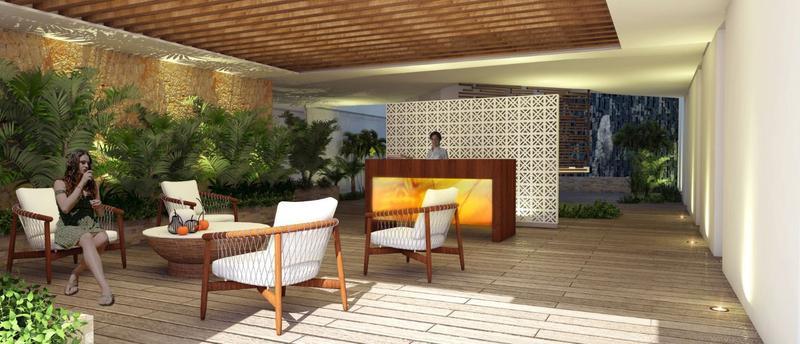 Foto Edificio en Playa del Carmen Centro Calle 34 entre avda 20 y 10. número 13