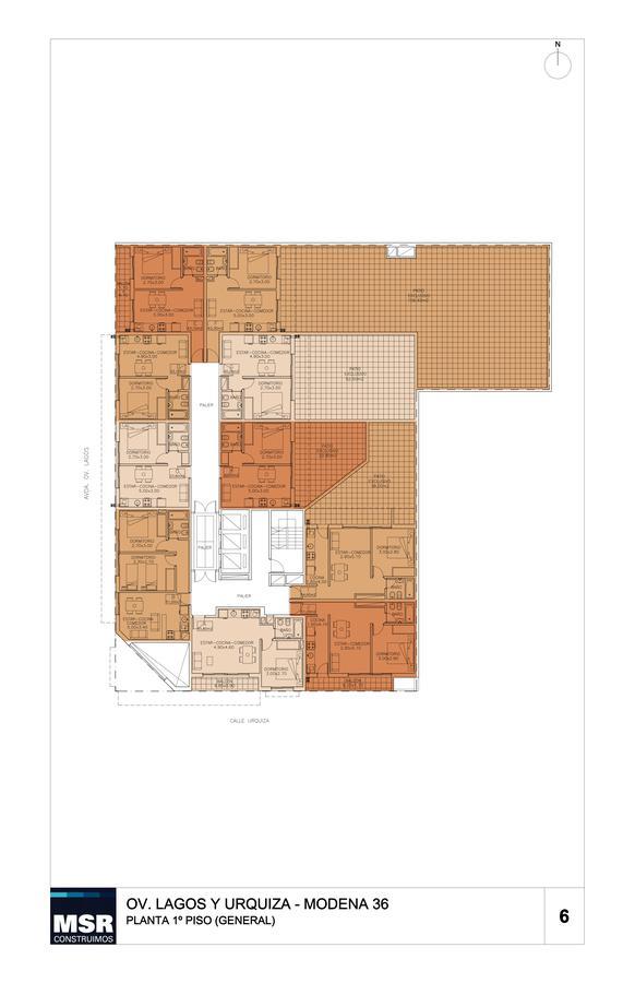 Foto Edificio en Pichincha URQUIZA 2792 número 10