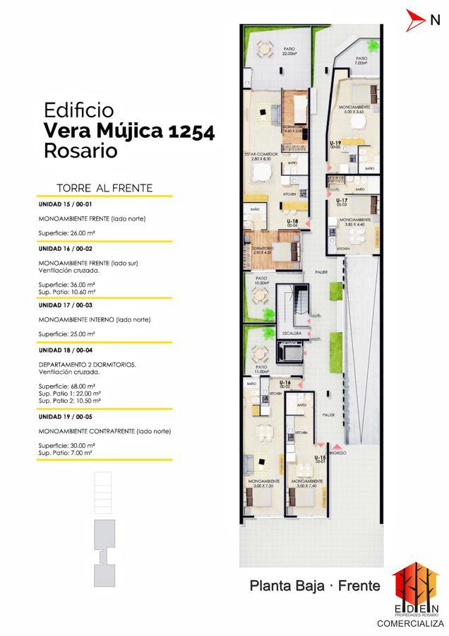 Foto Edificio en Remedios de Escalada de San Martin Vera Mujica 1254 número 9
