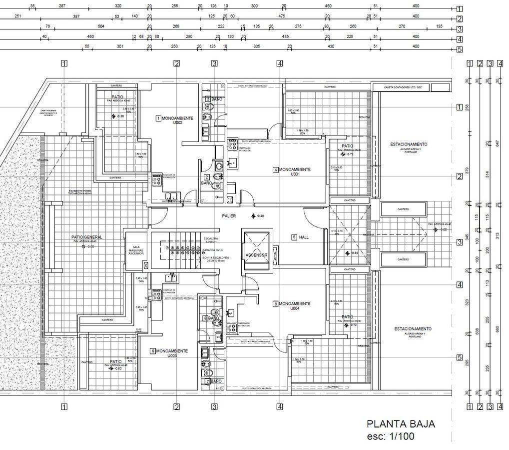 Foto Edificio en Colonia del Sacramento Pedro Figari 46 número 12
