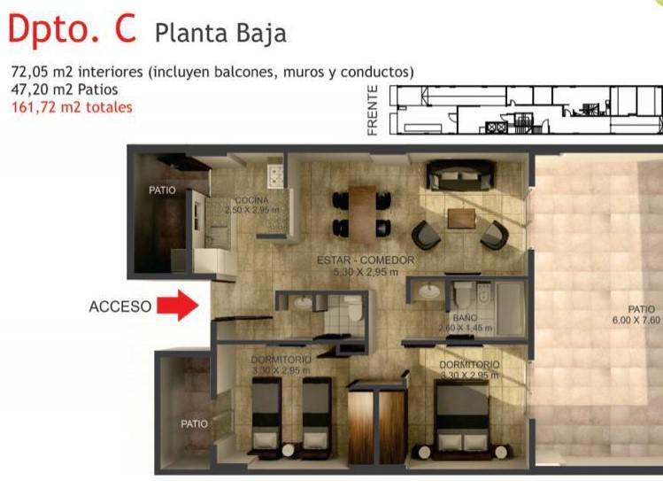 Foto Edificio en Capital Ayacucho 323 número 4