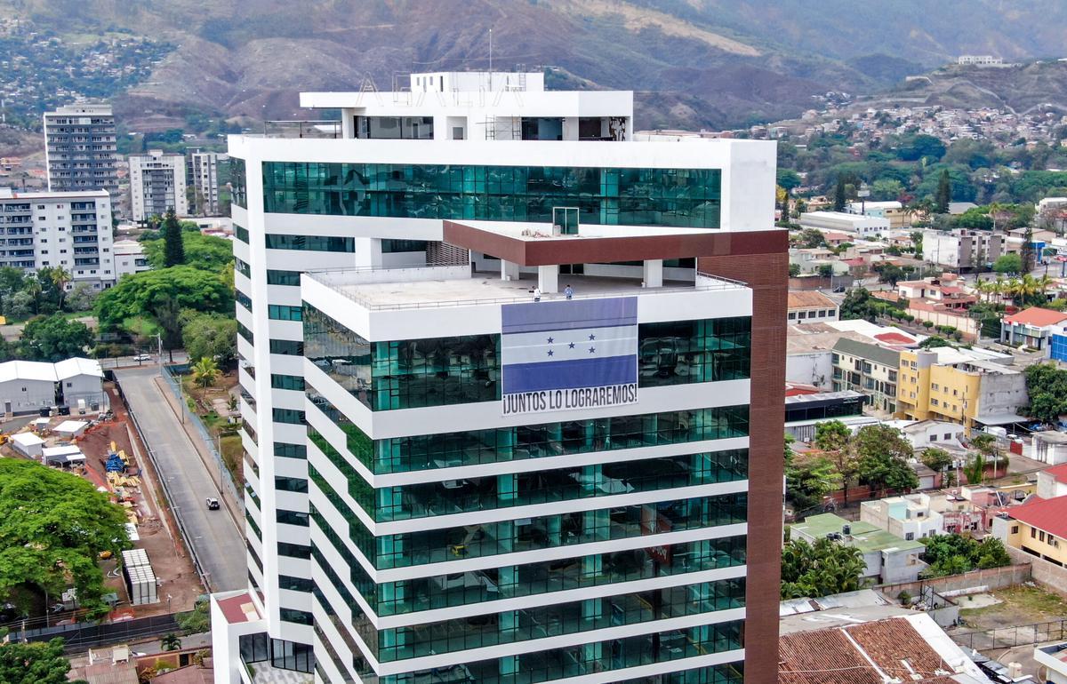 Foto  en Boulevard Morazan Torre Agalta, Boulevard Morazán, Tegucigalpa