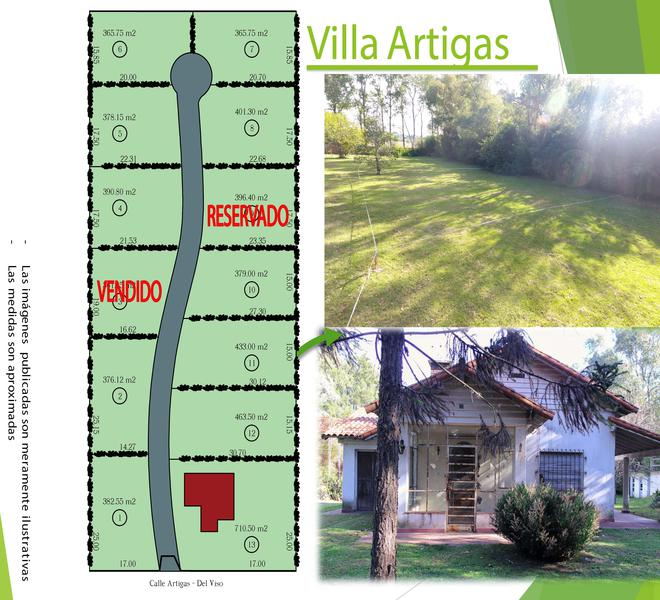 Foto Barrio Abierto en Jose Clemente Paz Jose Gervasio de Artigas 6200 número 2