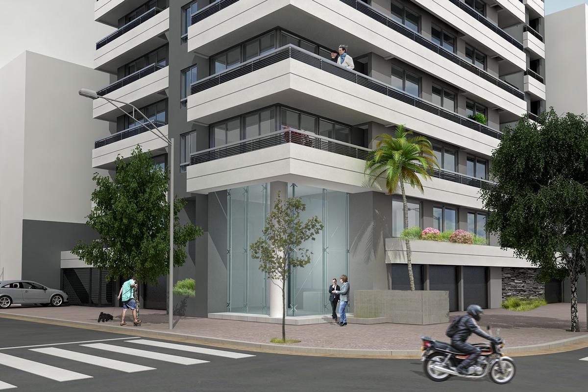Foto Edificio en Lanús Este Terrazas Urbanas III  Basavilbaso esq. Eva Peron numero 5