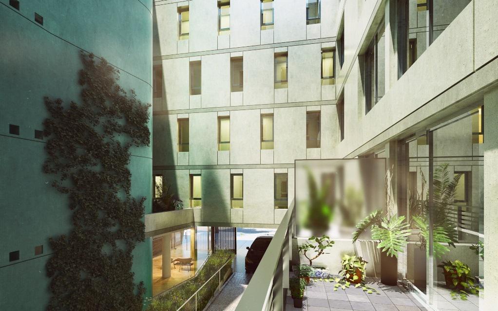 Foto Edificio en La Blanqueada Av. 8 de Octubre 2775 y Estero Bellaco número 6