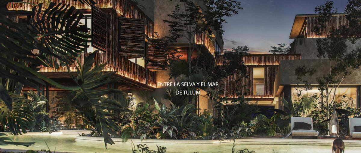 Foto Condominio en Aldea Zama Nuevo Eco Residence entre Aldea Zama y la Playa de Tulum        número 10