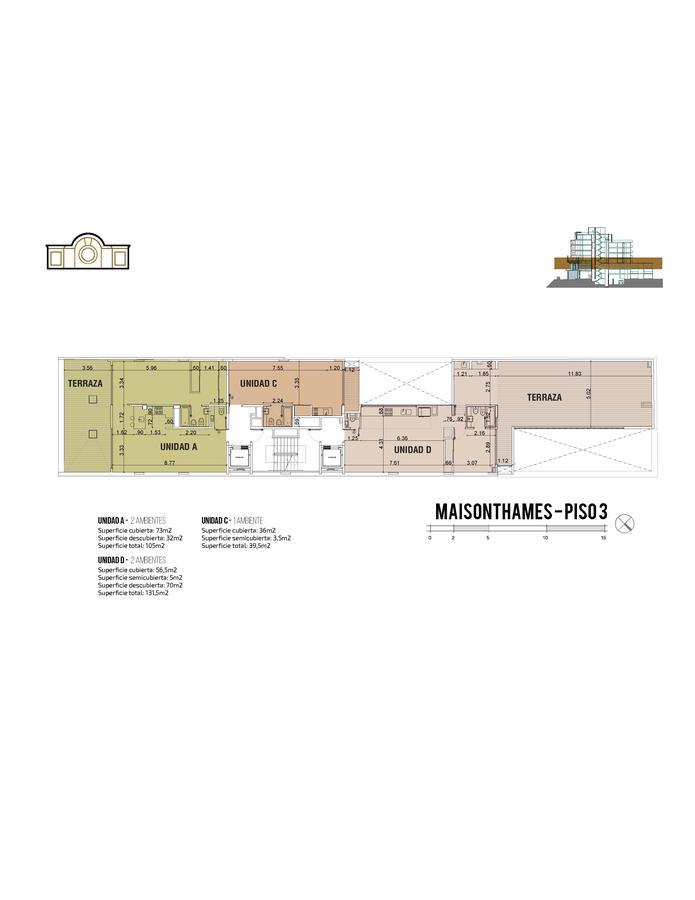 Foto Edificio en Palermo Thames 2450 número 13