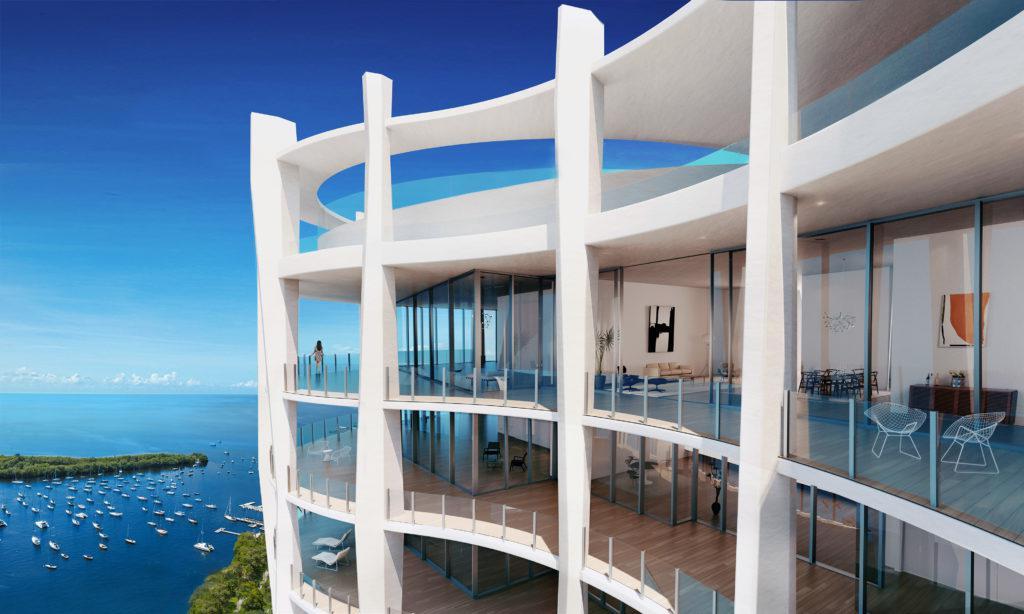 Foto Condominio en Miami-dade 2821 S. Bayshore Drive  Miami FL 33133 número 1