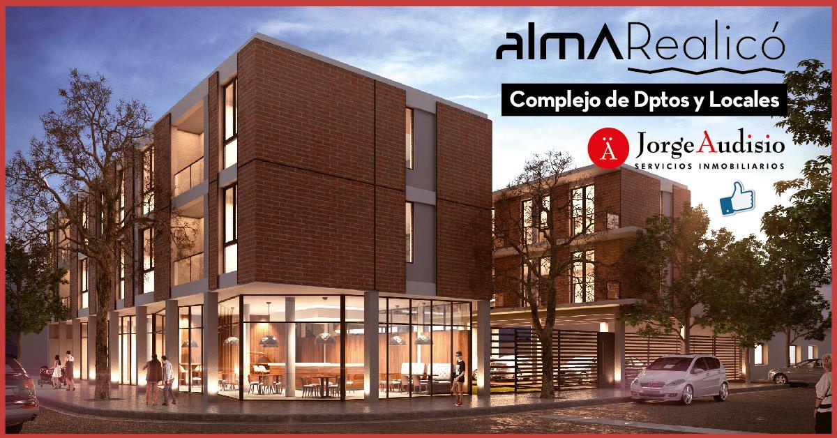 Foto Edificio en Realico Av. Mullally y Constitución - Realicó número 1
