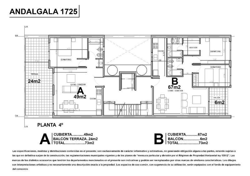 Foto Condominio en Mataderos Andalgala al 1700 número 22