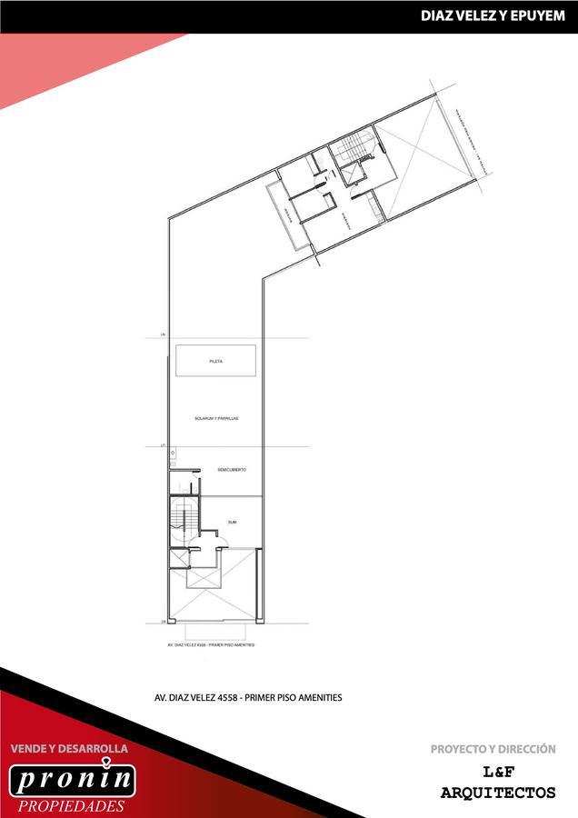 Foto Edificio en P.Centenario Avda Diaz Velez 4558 número 5