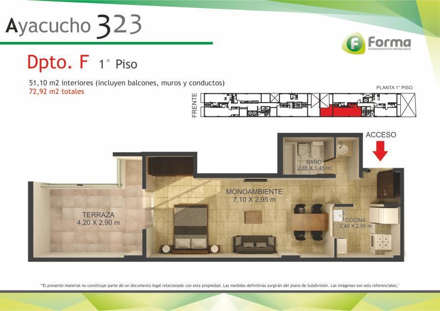 Foto Edificio en Barrio Sur AYACUCHO 232 número 6