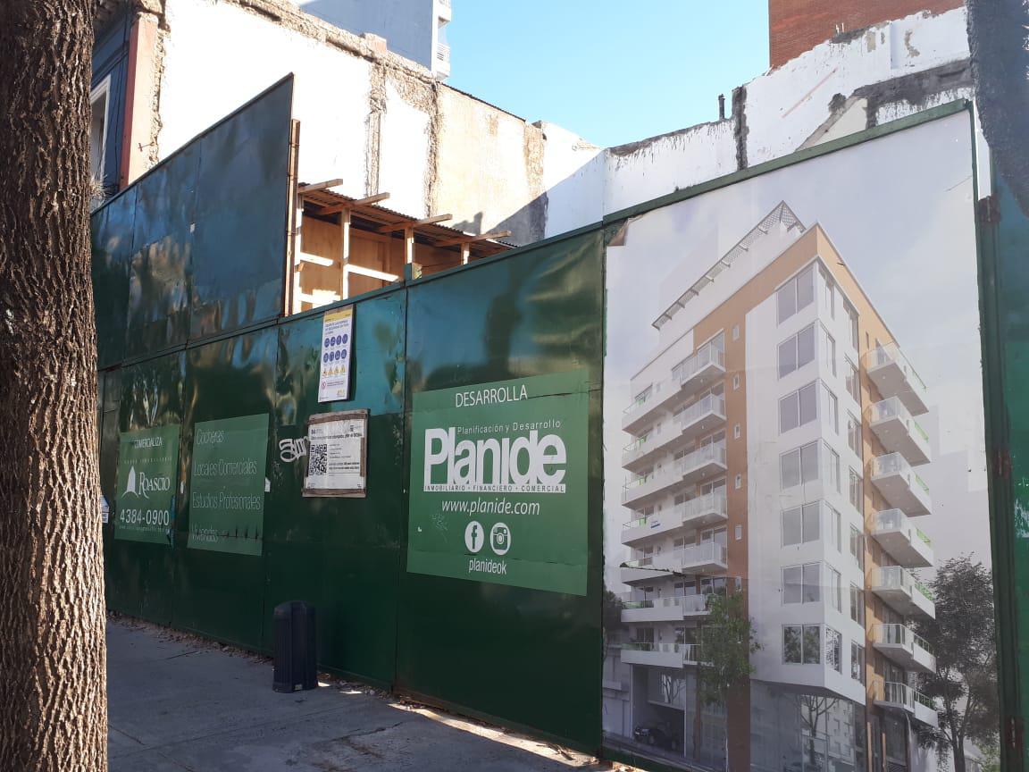 Foto Edificio en Caballito Av. Directorio 1655 número 2