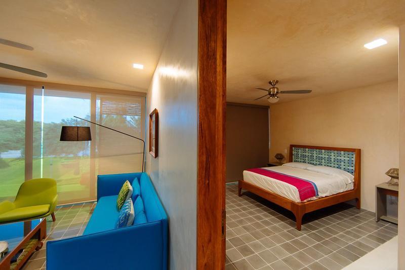 Foto Edificio en Zazil Ha Coco Beach a una cuadra del Mar, Playa del Carmen. Quintana Roo. número 4