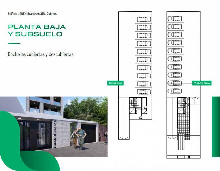 Foto Edificio en Quilmes Brandsen 316 número 8
