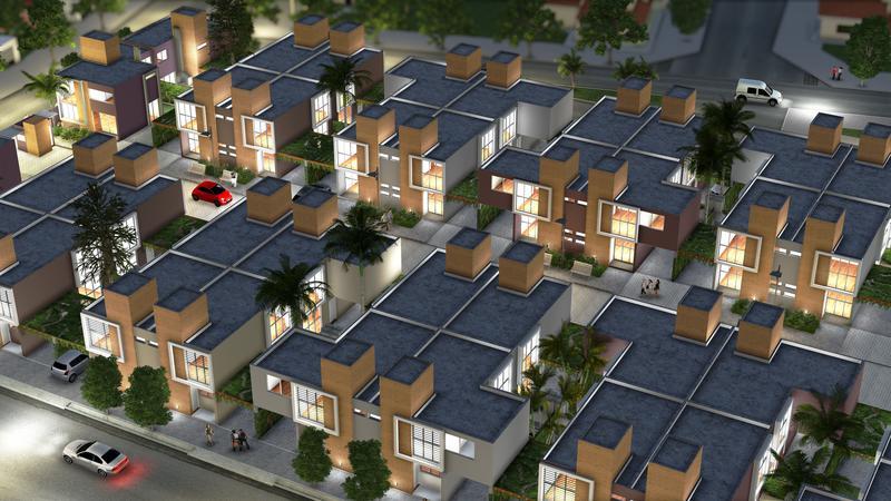 Foto Barrio Privado en Rivadavia Av. Ignacio de la Roza y R. Calivar numero 42
